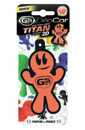 DEOCAR TITAN 2D Fruit de la Passion