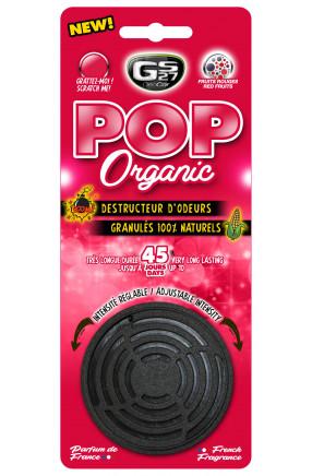 Déocar Pop Organic - Fruits Rouges